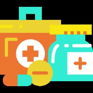 HoCaPa, icone soins