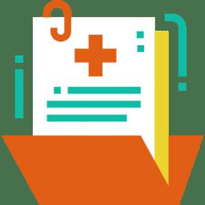 HoCaPa, icone dossier médicale