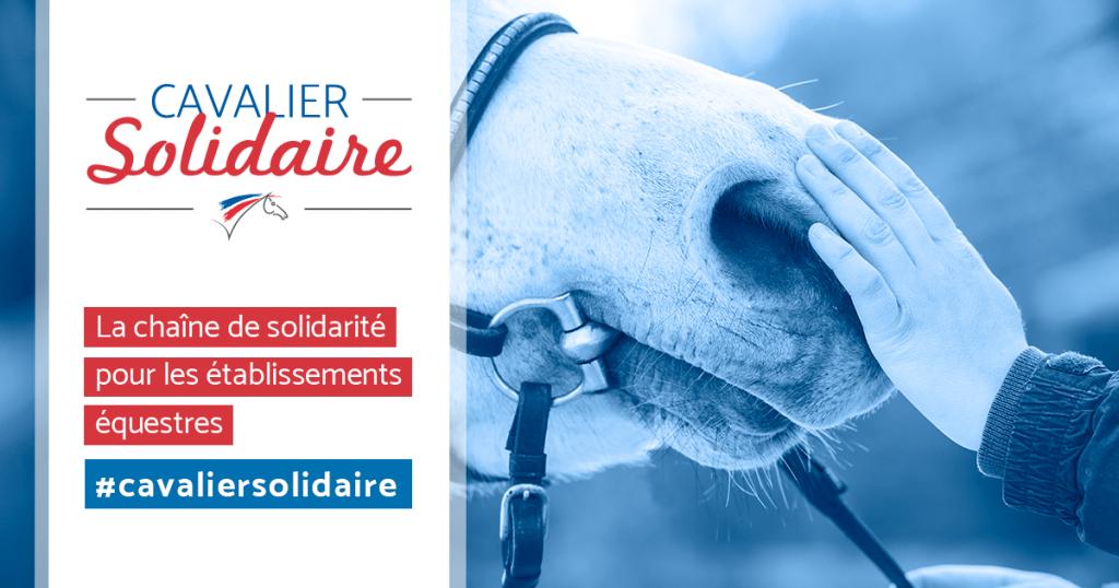 Hocapa, Cavalier Solidaire, FFE, solidarité centre équestre
