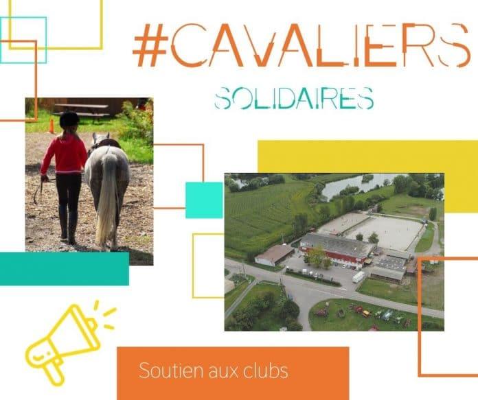 cavalier solidaire, publis Facebook, HoCaPa