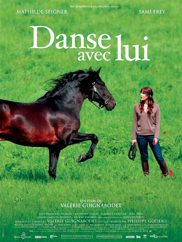 Danse avec lui, film dressage chevaux, hocapa