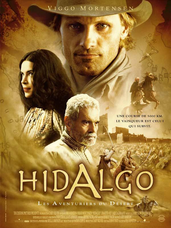 Hidalgo, course de chevaux avec Viggo Mortensen, hocapa
