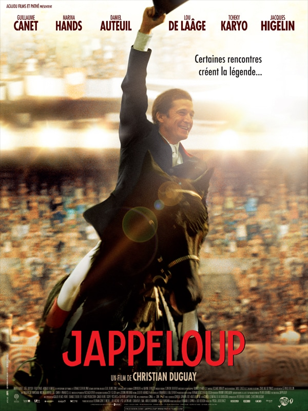 Film cheval Jappeloup, film chevaux obstacle, hocapa