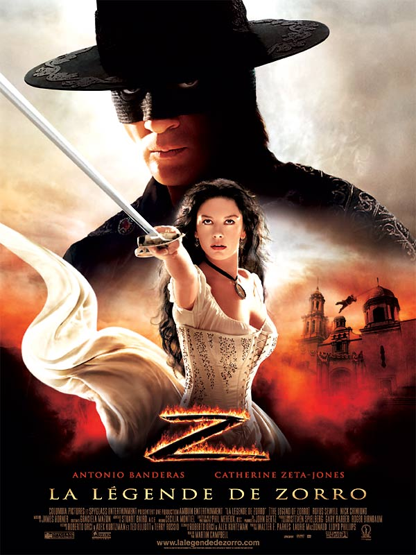 Zorro, top films chevaux, film d'aventure, hocapa