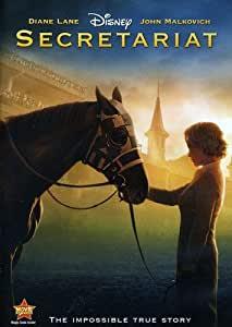 Secrétariat, cheval de course, disney, hocapa