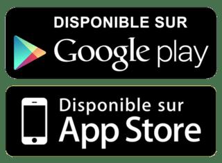 App dispo sur Google Play et App Store - HoCaPa