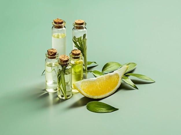 flacons d'huile essentielle - hocapa